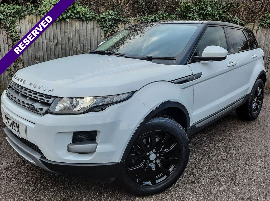 USED 2015 15 LAND ROVER RANGE ROVER EVOQUE 2.2 SD4 PURE 5d 190 BHP