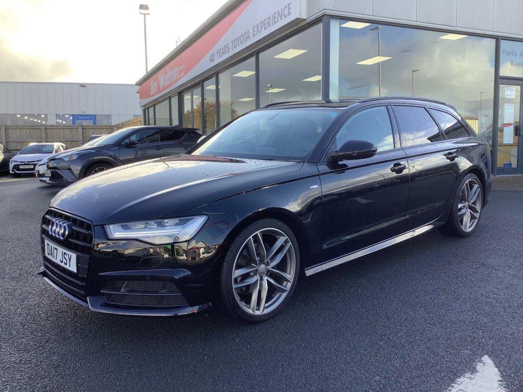 2017 Audi A6 Avant Tdi Ultra Black Edition 21 995