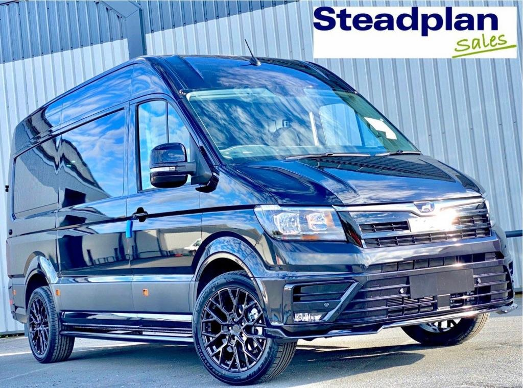 USED 2020 MAN TGE HUGE SPEC EXTERIOR STYLE PACK AUTOMATIC SOLD OUT- NAV - AIR CON