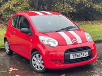 USED 2011 61 CITROEN C1 1.0 VTR 3d 68 BHP LOW MILEAGE STARTER CAR