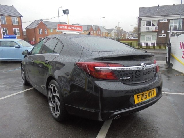 USED 2016 16 VAUXHALL INSIGNIA 2.0 SRI NAV VX-LINE CDTI 5d 168 BHP **JUST ARRIVED ** CALL 01922 494874**