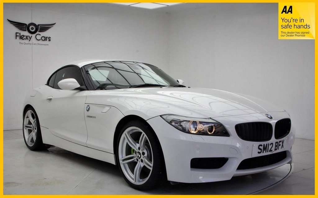 USED 2012 12 BMW Z4 3.0 Z4 SDRIVE30I M SPORT HIGHLINE EDITION 2d 254 BHP
