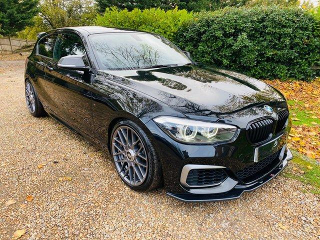 2018 18 BMW 1 SERIES 3.0 M140I SHADOW EDITION 3d 440 BHP