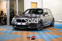 USED 2018 18 BMW 1 SERIES 3.0 M140I SHADOW EDITION 5d AUTO 335 BHP HATCHBACK