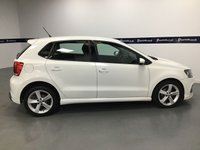 USED 2013 VOLKSWAGEN POLO 1.2 60 R Line Style 5dr (R-LINE STYLING - LOW INSURANCE)