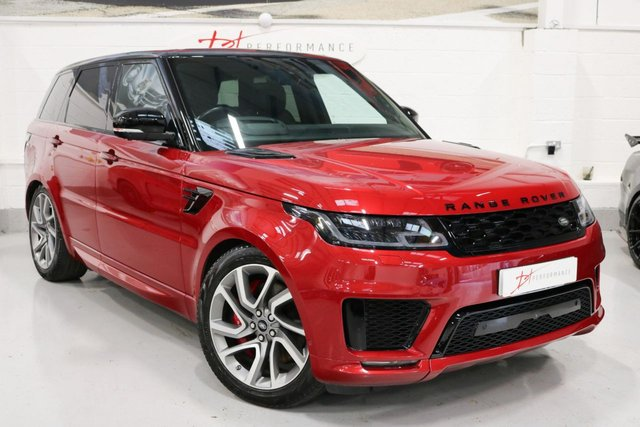 2018 67 LAND ROVER RANGE ROVER SPORT 2.0 P400e AUTOBIOGRAPHY DYNAMIC 5d 399 BHP