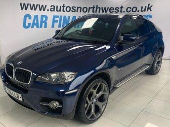 2009 BMW X6 3.0 XDRIVE30D 4d 232 BHP £11500.00
