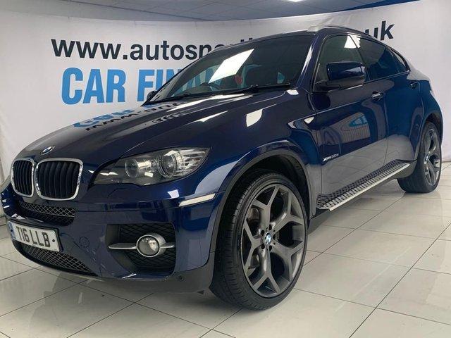 BMW X6 at Autos North West