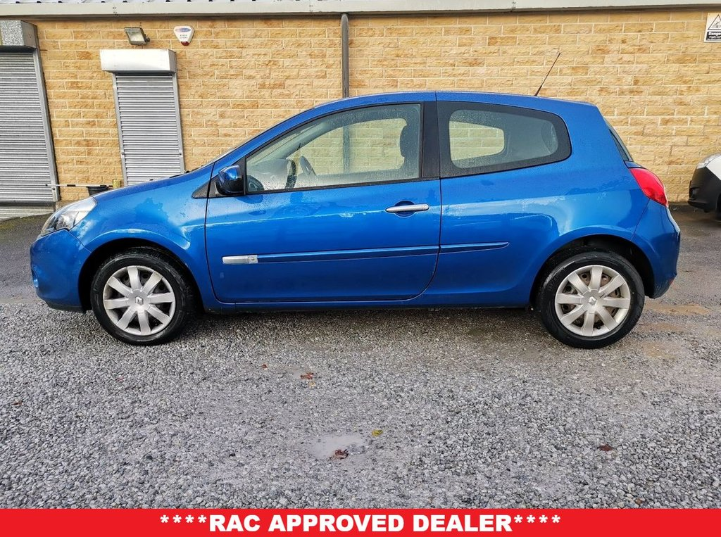 USED 2012 RENAULT CLIO 1.5 dCi 88 Expression 3dr