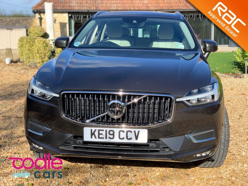 USED 2019 19 VOLVO XC60 2.0 T5 INSCRIPTION 5d 246 BHP