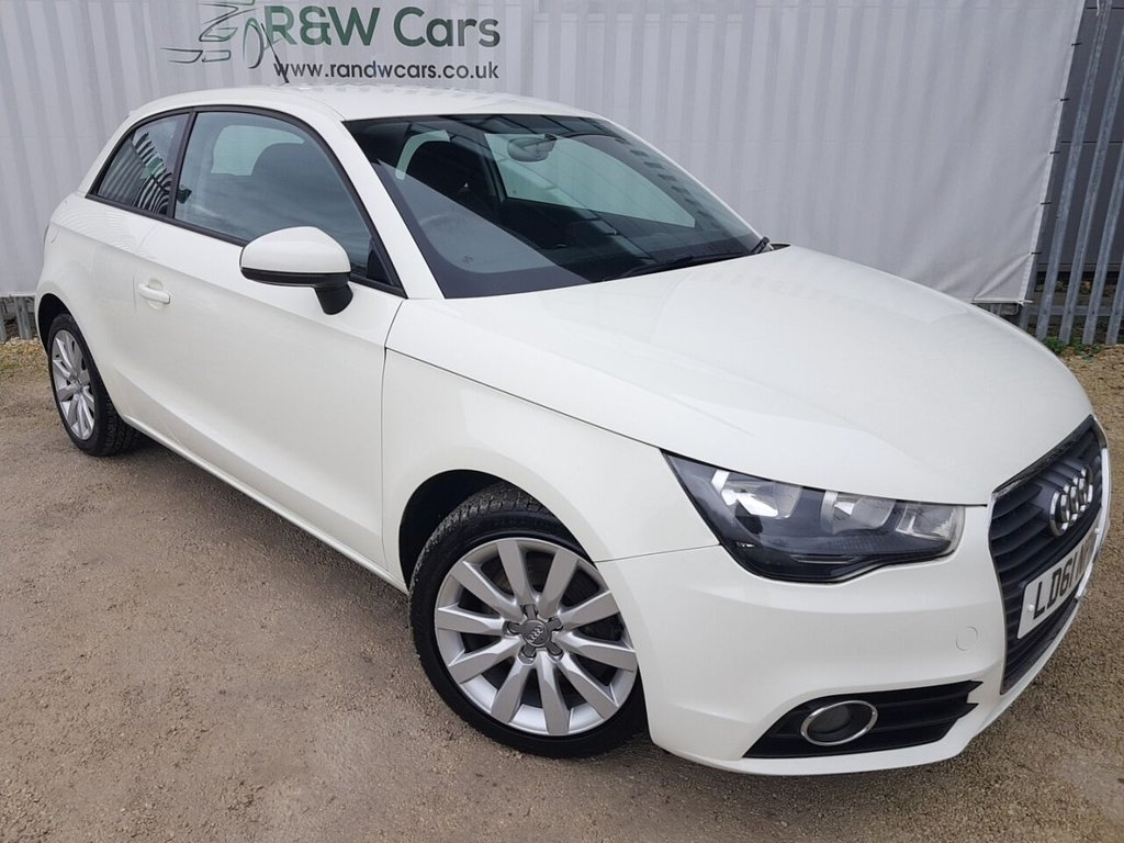 USED 2011 61 AUDI A1 1.6 TDI SPORT 3d 103 BHP **LIVE VIDEO WALK AROUND AVAILABLE**
