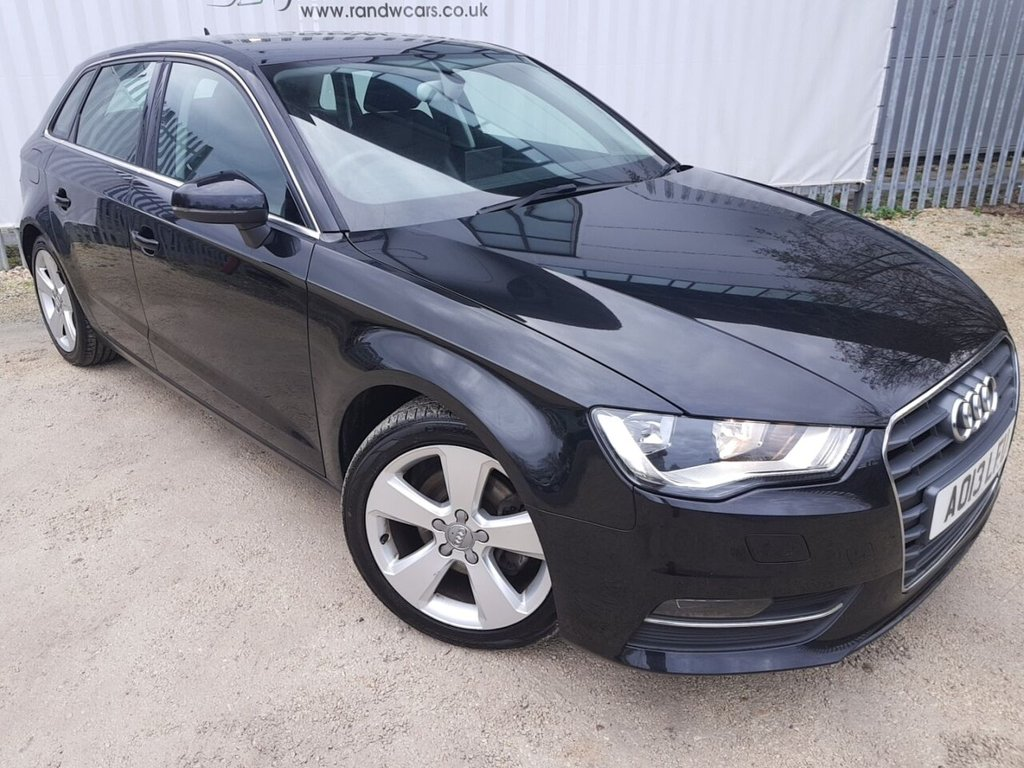 USED 2013 13 AUDI A3 2.0 TDI SPORT 5d 148 BHP **LIVE VIDEO WALK AROUND AVAILABLE**