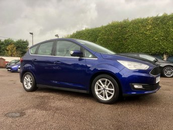 Used Ford C Max Cars In Ipswich From Claydon Autos