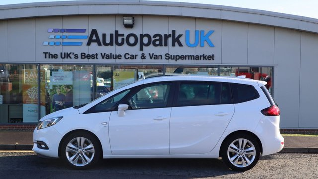 USED 2016 66 VAUXHALL ZAFIRA TOURER 1.4 SRI NAV 5d 138 BHP . LOW DEPOSIT OR NO DEPOSIT FINANCE AVAILABLE . COMES USABILITY INSPECTED WITH 30 DAYS USABILITY WARRANTY + LOW COST 12 MONTHS USABILITY WARRANTY AVAILABLE FOR ONLY £199 (DETAILS ON REQUEST). ALWAYS DRIVING DOWN PRICES . BUY WITH CONFIDENCE . OVER 1000 GENUINE GREAT REVIEWS OVER ALL PLATFORMS FROM GOOD HONEST CUSTOMERS YOU CAN TRUST .