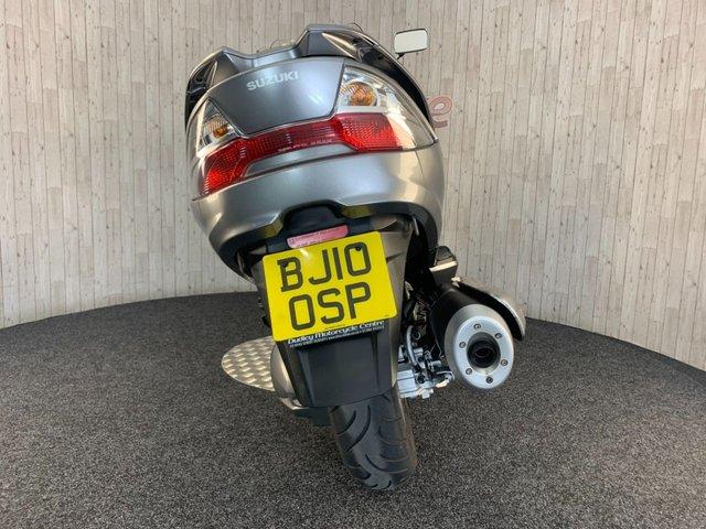 SUZUKI BURGMAN 400 at Rite Bike