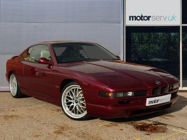 USED 1997 BMW 8 SERIES 4.4 840CI SPORT 2d 286 BHP