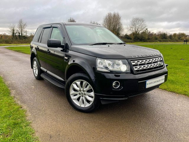 2013 63 LAND ROVER FREELANDER 2 2.2 SD4 HSE 5d 190 BHP (FREE 2 YEAR WARRANTY)