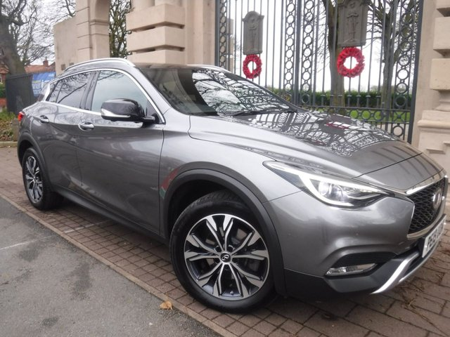 USED 2019 19 INFINITI QX30 2.1 LUXE TECH D 5d 168 BHP FINANCE ARRANGED**PART EXCHANGE WELCOME**PANORAMIC ROOF*LEATHER*AWD*BOSE*NAV*UNDER INFINITI WARRANTY UNTIL 2022