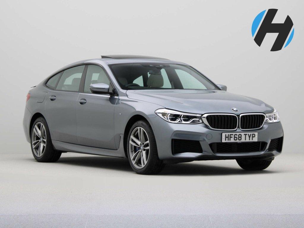 USED 2018 68 BMW 6 SERIES 3.0 640I XDRIVE M SPORT
