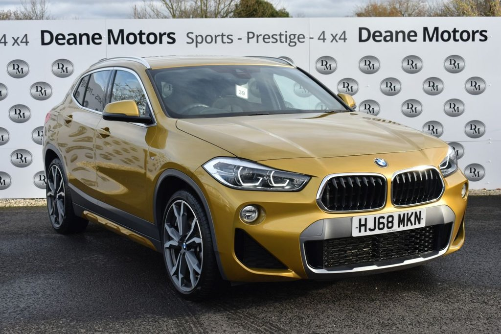 USED 2018 68 BMW X2 2.0 XDRIVE20D M SPORT X 5d 188 BHP BIG SPECIFICATION