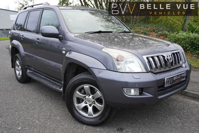 USED 2009 09 TOYOTA LAND CRUISER 3.0 D-4D INVINCIBLE 5d 171 BHP *10 SERVICES, TIMING BELT REPLACED, REVERSE CAMERA!*