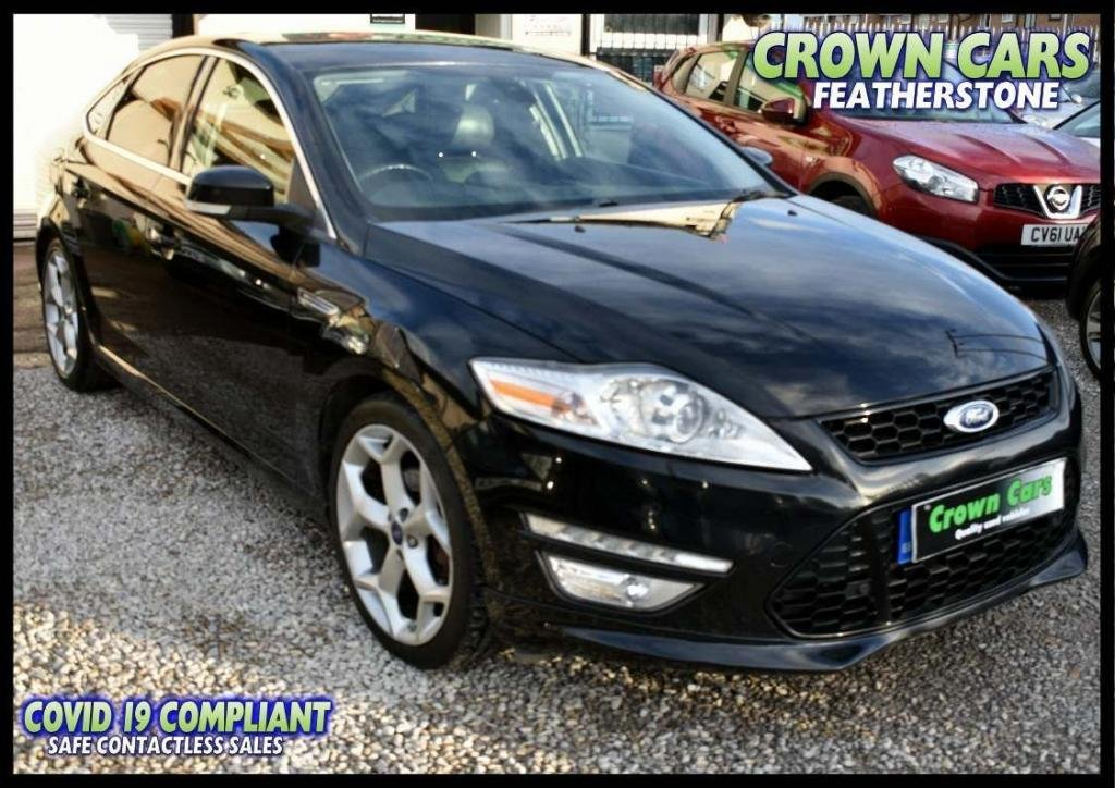 USED 2011 11 FORD MONDEO 2.2 TDCi Titanium X Sport 5dr FREE FINANCE ELIGIBILITY CHECK