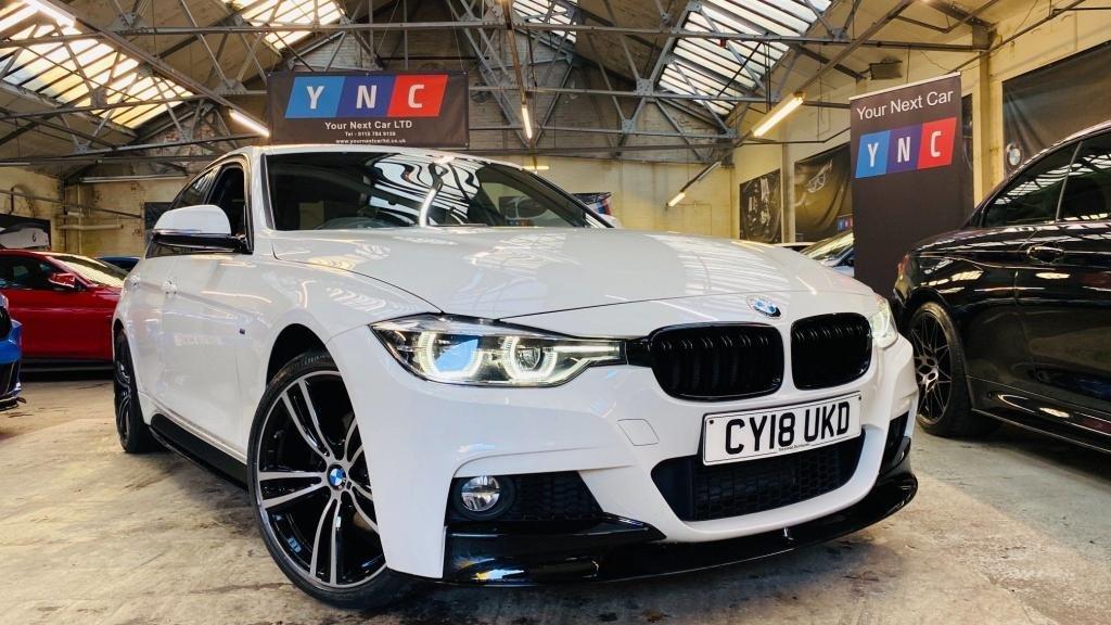 USED 2018 18 BMW 3 SERIES 2.0 320d BluePerformance M Sport (s/s) 4dr PERFORMANCEKIT+20S+FACELIFT