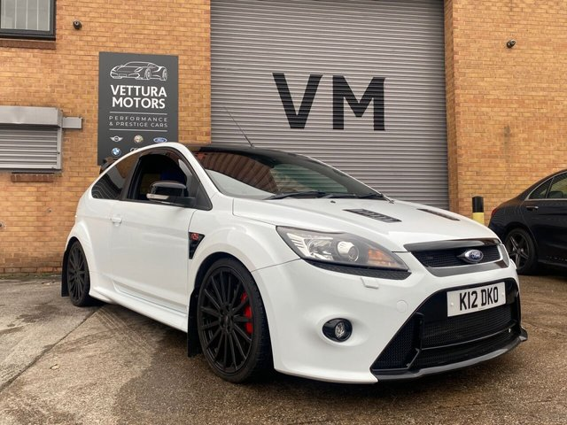 USED 2010 K FORD FOCUS 2.5L RS 3d 300 BHP