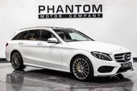 USED 2016 66 MERCEDES-BENZ C-CLASS 2.1 C220 D AMG LINE PREMIUM PLUS 5d 170 BHP