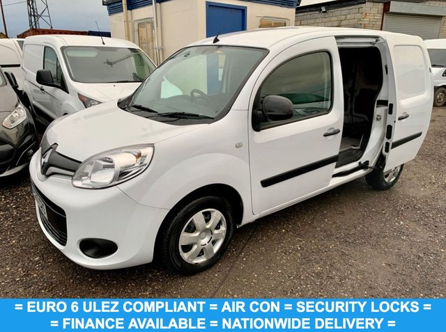 USED 2017 17 RENAULT KANGOO 1.5 ML19 BUSINESS PLUS ENERGY DCI 90 BHP EURO 6 / AIR CON / BLUETOOTH / FINANCE AVAILABLE