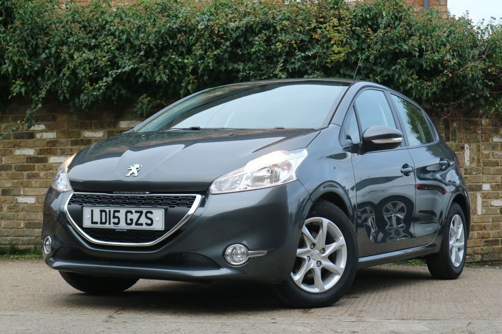 USED 2015 15 PEUGEOT 208 1.2 ACTIVE 5d 82 BHP