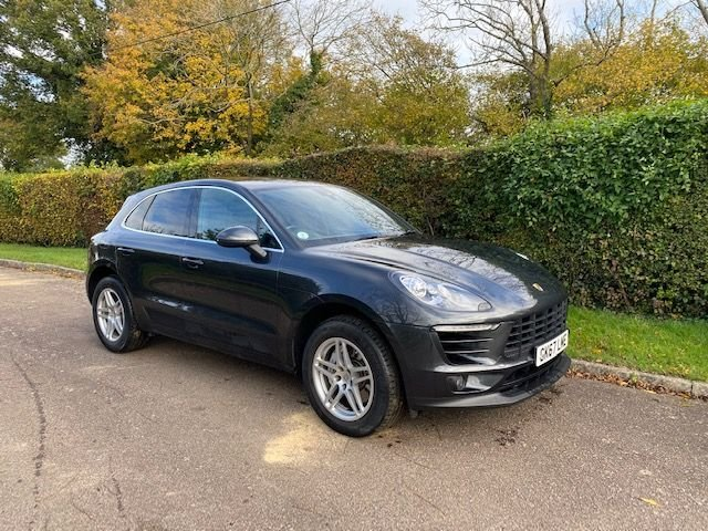 Used Porsche Cars In Bishop S Stortford From County Commercials