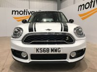 USED 2018 68 MINI COUNTRYMAN 1.5 COOPER S E ALL4 5d 222 BHP