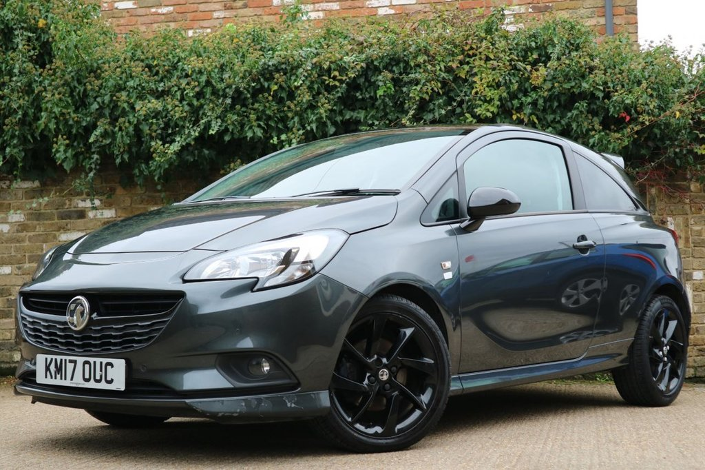 USED 2017 17 VAUXHALL CORSA 1.0 LIMITED EDITION ECOFLEX S/S 3d 113 BHP