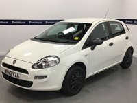 USED 2012 62 FIAT PUNTO 1.2 POP 5d 70 BHP (4 STAMP SERVICE HISTORY)