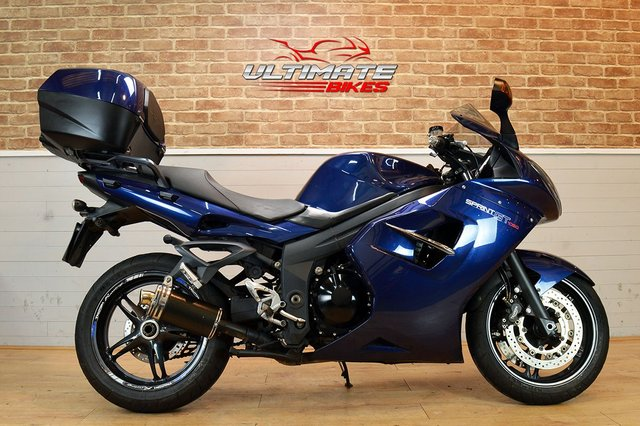 USED 2011 11 TRIUMPH SPRINT GT 1050 ABS  - FREE DELIVERY AVAILABLE