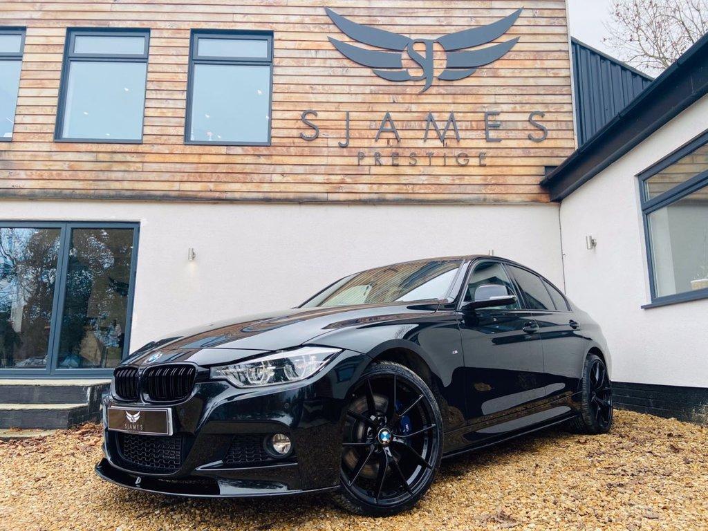 USED 2017 BMW 3 SERIES 3.0 335D XDRIVE M SPORT 4d AUTO 308 BHP