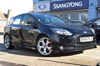 USED 2014 64 FORD FOCUS 2.0 ST-3 5d 247 BHP FINANCE FROM £249 PER MONTH £0 DEPOSIT