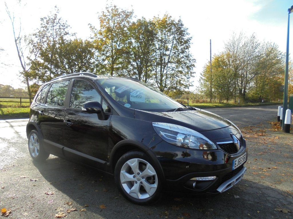 USED 2015 65 RENAULT SCENIC 1.5 XMOD DYNAMIQUE NAV DCI 5d 110 BHP