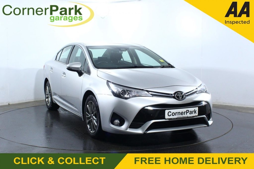 USED 2018 18 TOYOTA AVENSIS 1.6 D-4D BUSINESS EDITION 4d 110 BHP