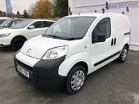 USED 2012 62 CITROEN NEMO 1.2 660 LX HDI 2d Great Value Small Van with NO VAT TO PAY. Recent Service plus MOT now Ready to Finance and Drive Away Today NO VAT TO PAY! DRIVE AWAY TODAY!