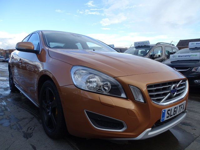 USED 2011 61 VOLVO S60 2.4 D5 SE 4d 202 BHP VERY RELIABLE CAR