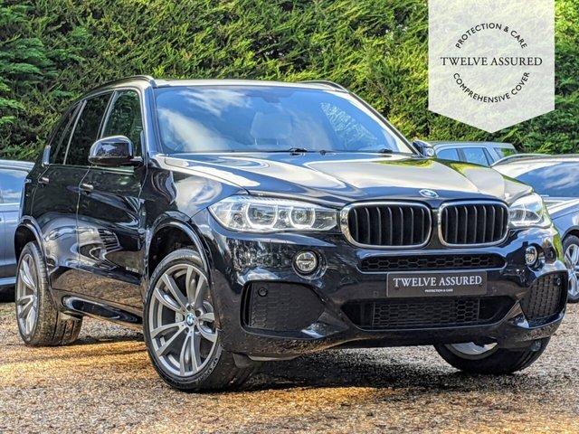 USED 2014 14 BMW X5 3.0 XDRIVE30D M SPORT 5d AUTO 255 BHP (7 SEATS & PAN ROOF)