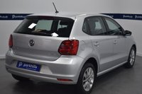 USED 2015 65 VOLKSWAGEN POLO 1.0 SE 5d 75 BHP (LOW MILEAGE - £20 ROAD TAX)