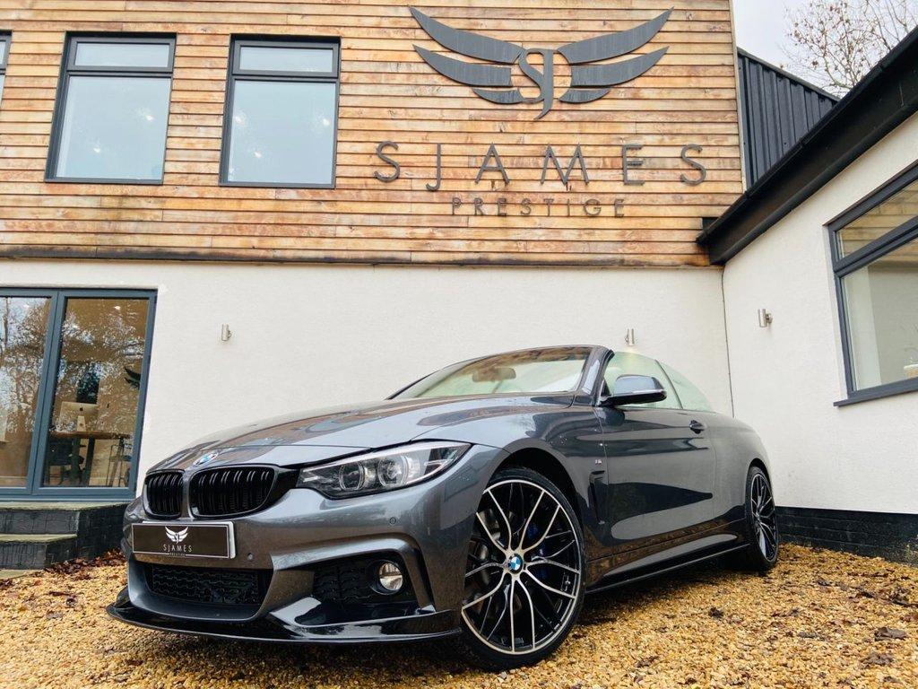 USED 2018 BMW 4 SERIES 3.0 435D XDRIVE M SPORT 2d AUTO 309 BHP