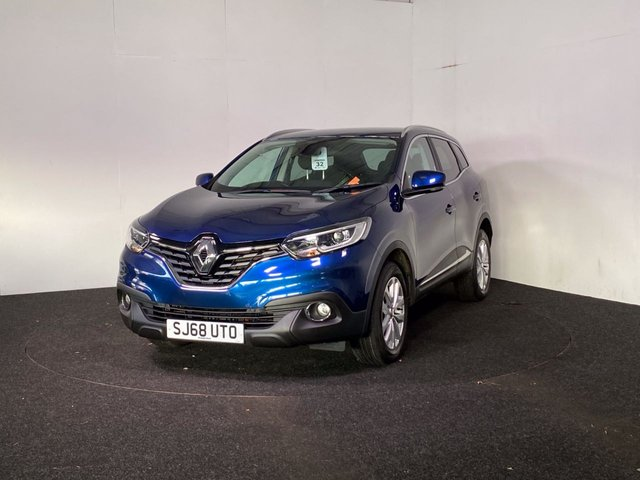 USED 2018 68 RENAULT KADJAR 1.3 DYNAMIQUE NAV TCE 5d 139 BHP DELIVERY + CLICK & COLLECT NOW AVAILABLE ON THIS VEHICLE