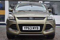 USED 2014 63 FORD KUGA 2.0 TITANIUM TDCI 5d 160 BHP AVAILABLE FOR ONLY £210 PER MONTH WITH £0 DEPOSIT