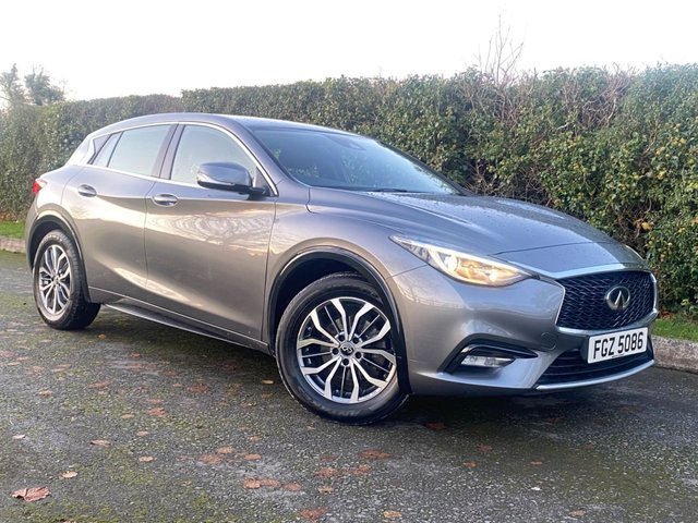 USED 2017 INFINITI Q30 1.5 SE D 5d 107 BHP UPGRADED ALLOYS | HEATED SEATS | SAT NAV | CRUISE | FSH