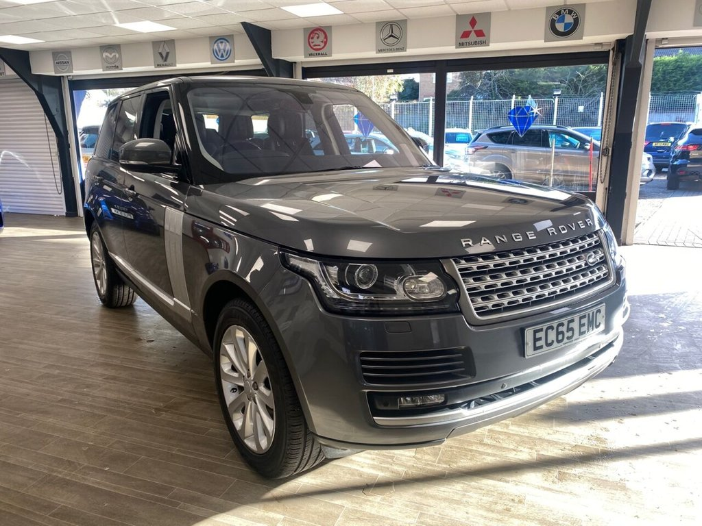 USED 2015 65 LAND ROVER RANGE ROVER VOGUE RANGE ROVER VOGUE TDV6 AUTO JUST ARRIVED TO STOCK