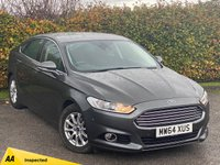 USED 2015 64 FORD MONDEO 2.0 TITANIUM ECONETIC TDCI 5d 148 BHP *FULL COLOUR SATELLITE NAVIGATION SYSTEM*